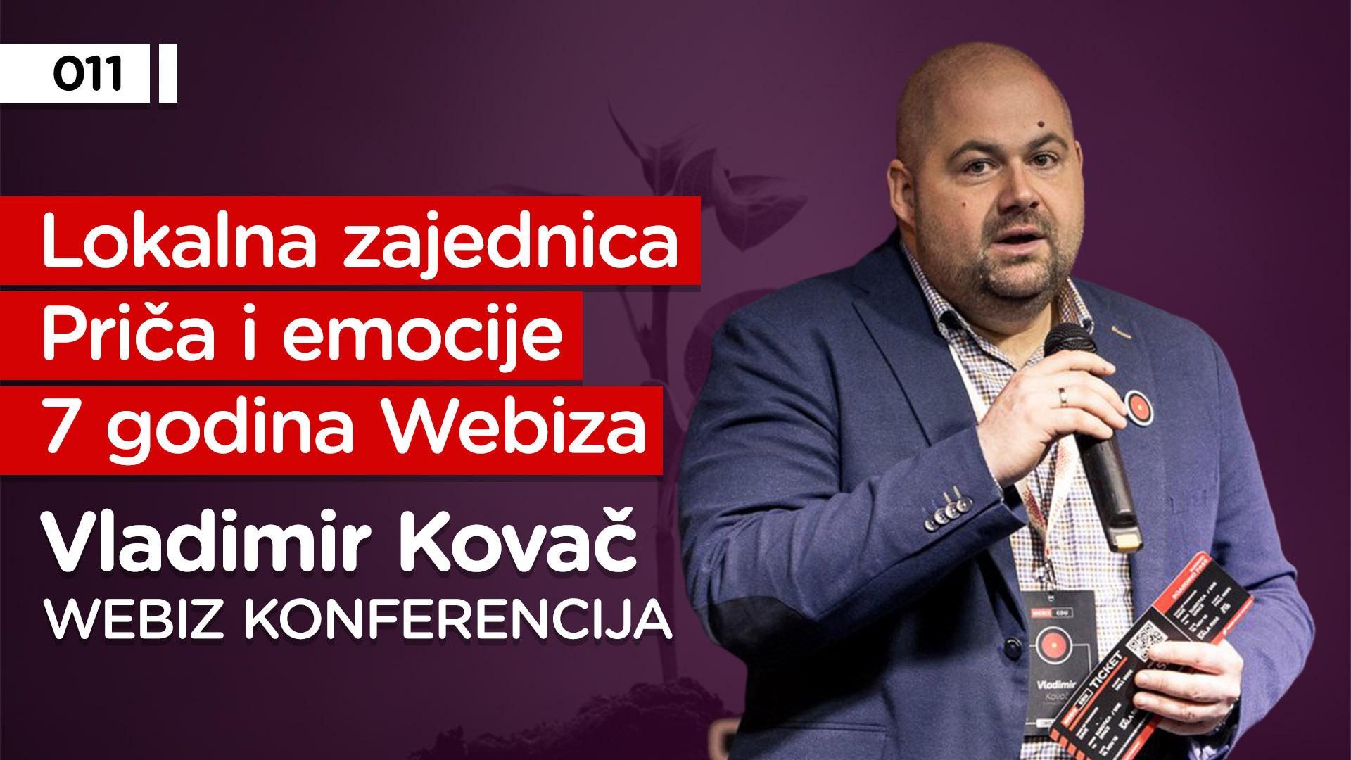 EP011: Vladimir Kovač
