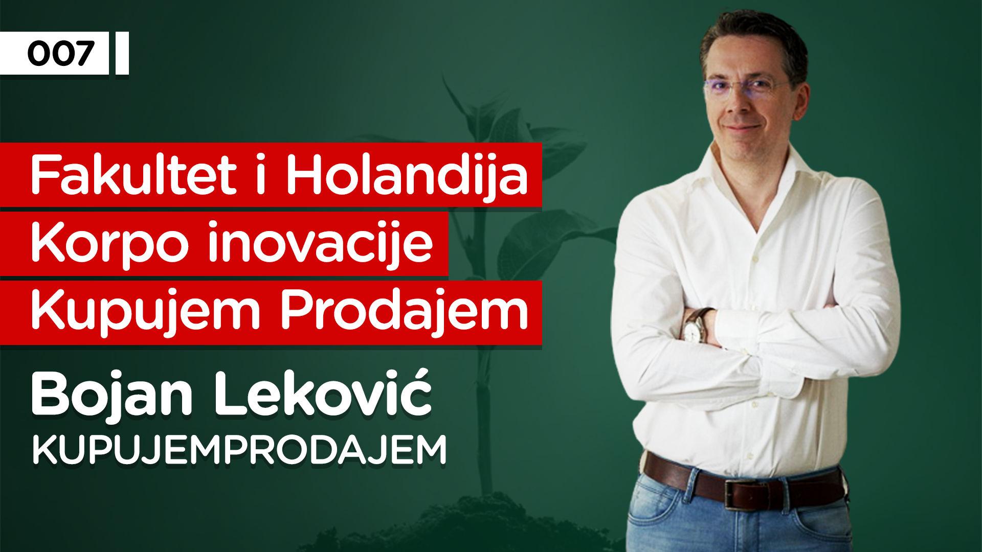 EP007: Bojan Leković