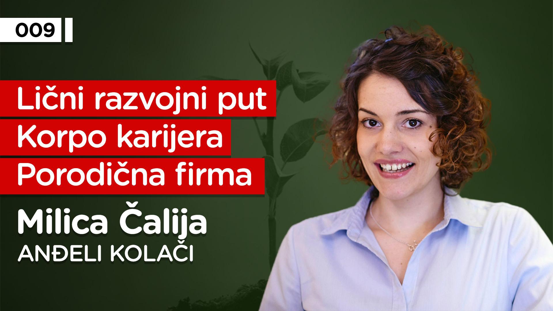 EP009: Milica Čalija