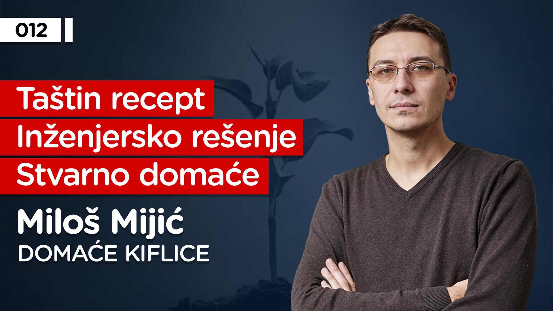 EP012: Miloš Mijić