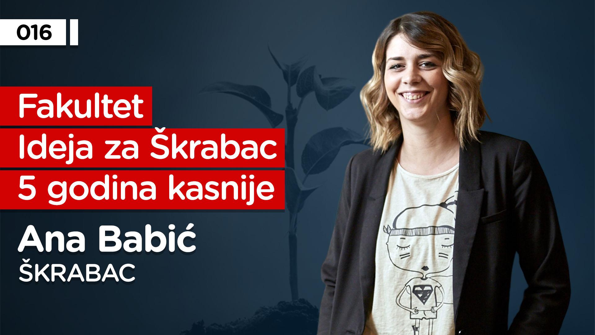EP016: Ana Babić