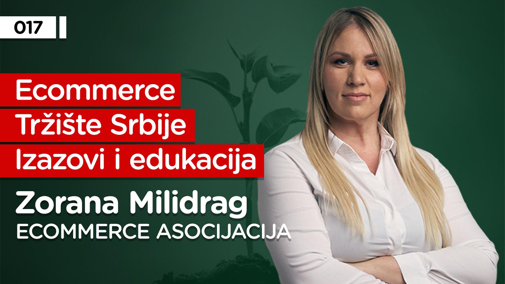 EP017: Zorana Milidrag