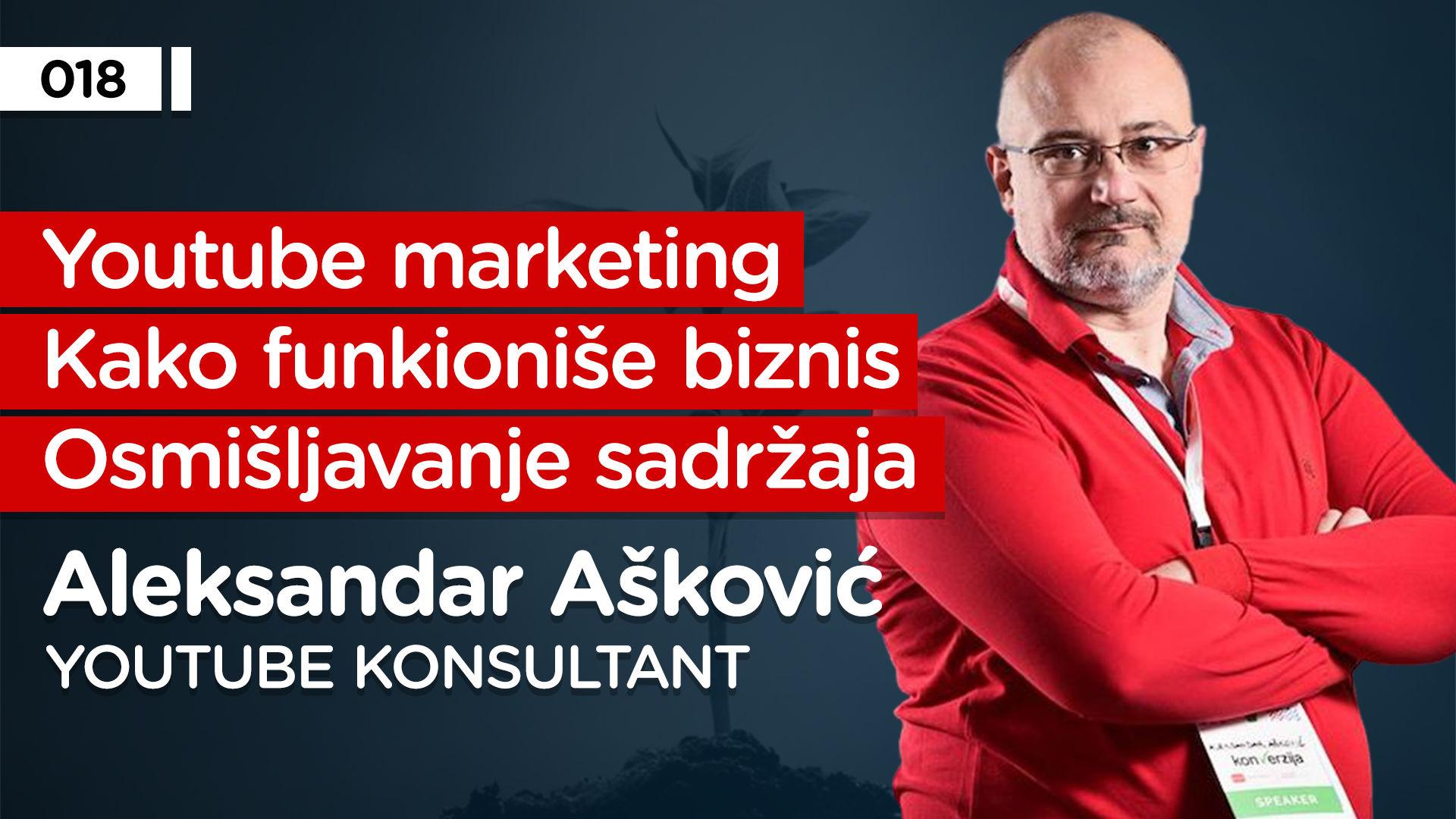 EP018: Aleksandar Ašković