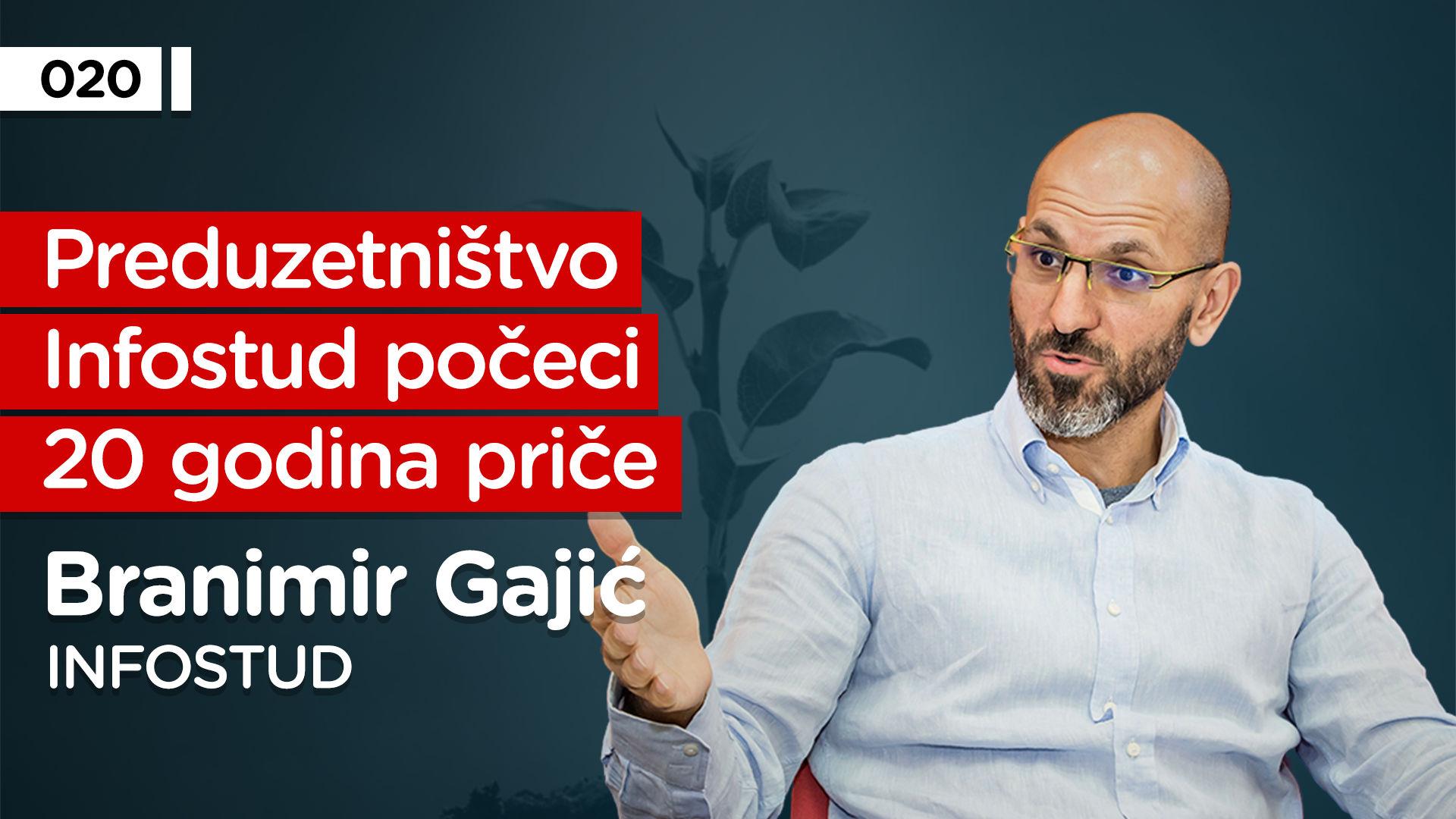 EP020: Branimir Gajić