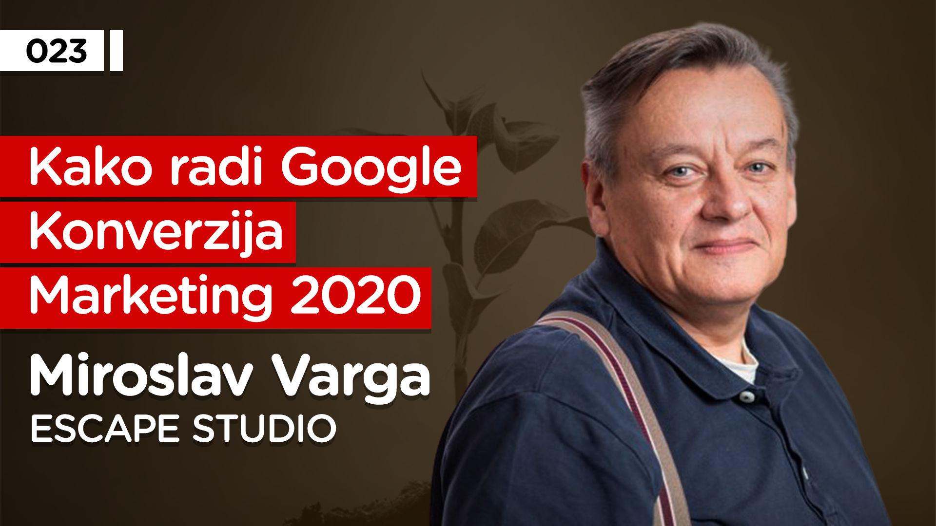 EP023: Miroslav Varga