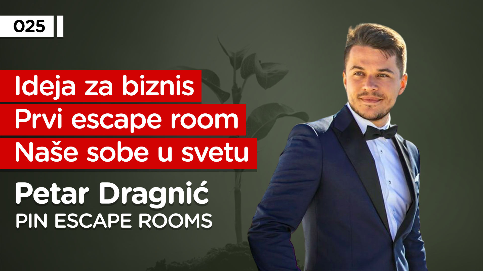 EP025: Petar Dragnić