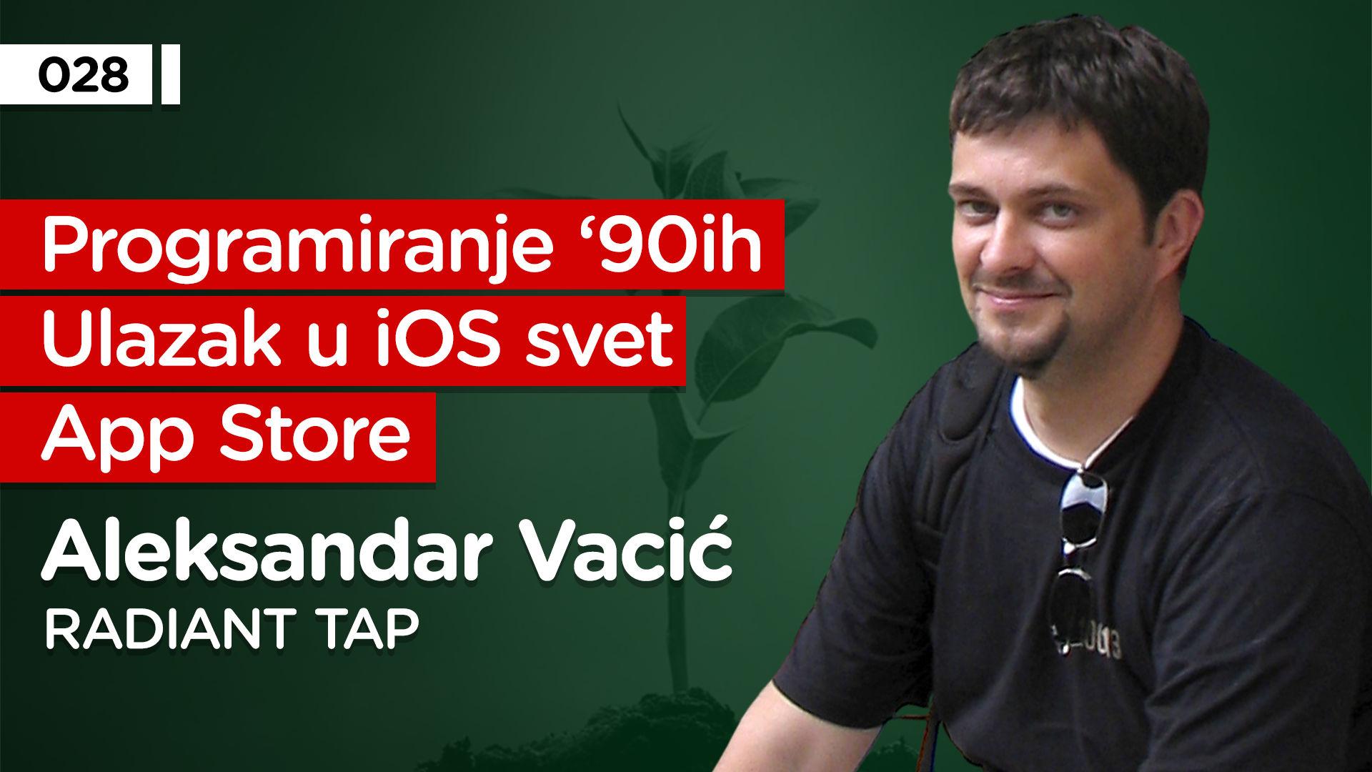 EP028: Aleksandar Vacić
