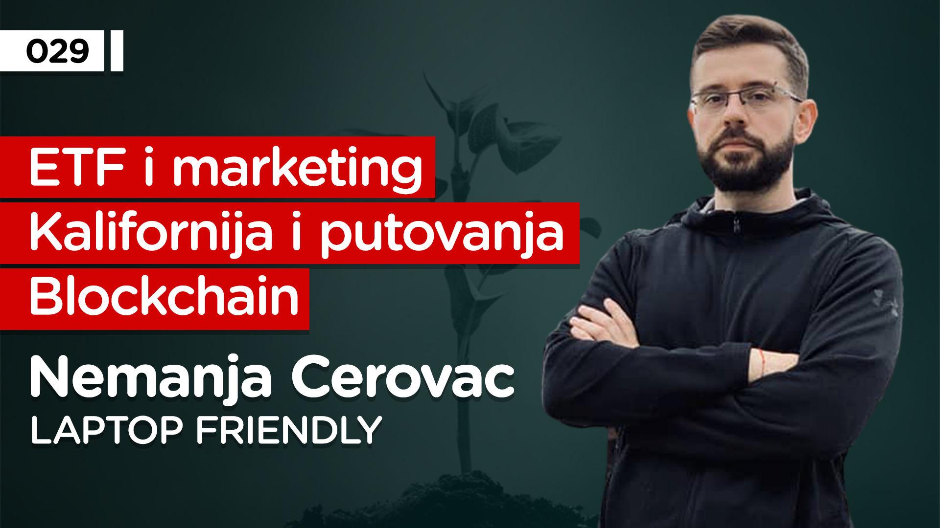 EP029: Nemanja Cerovac