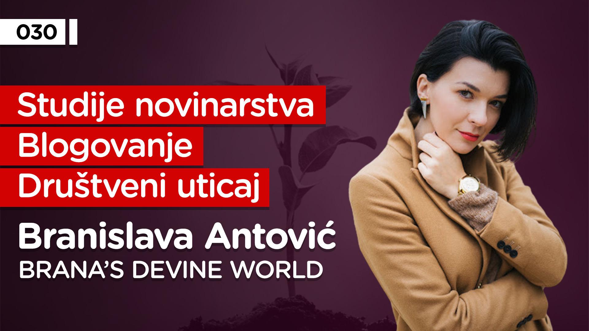 EP030: Branislava Antović