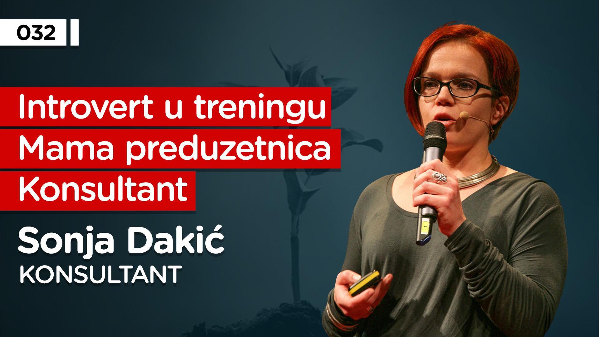 EP032: Sonja Dakić