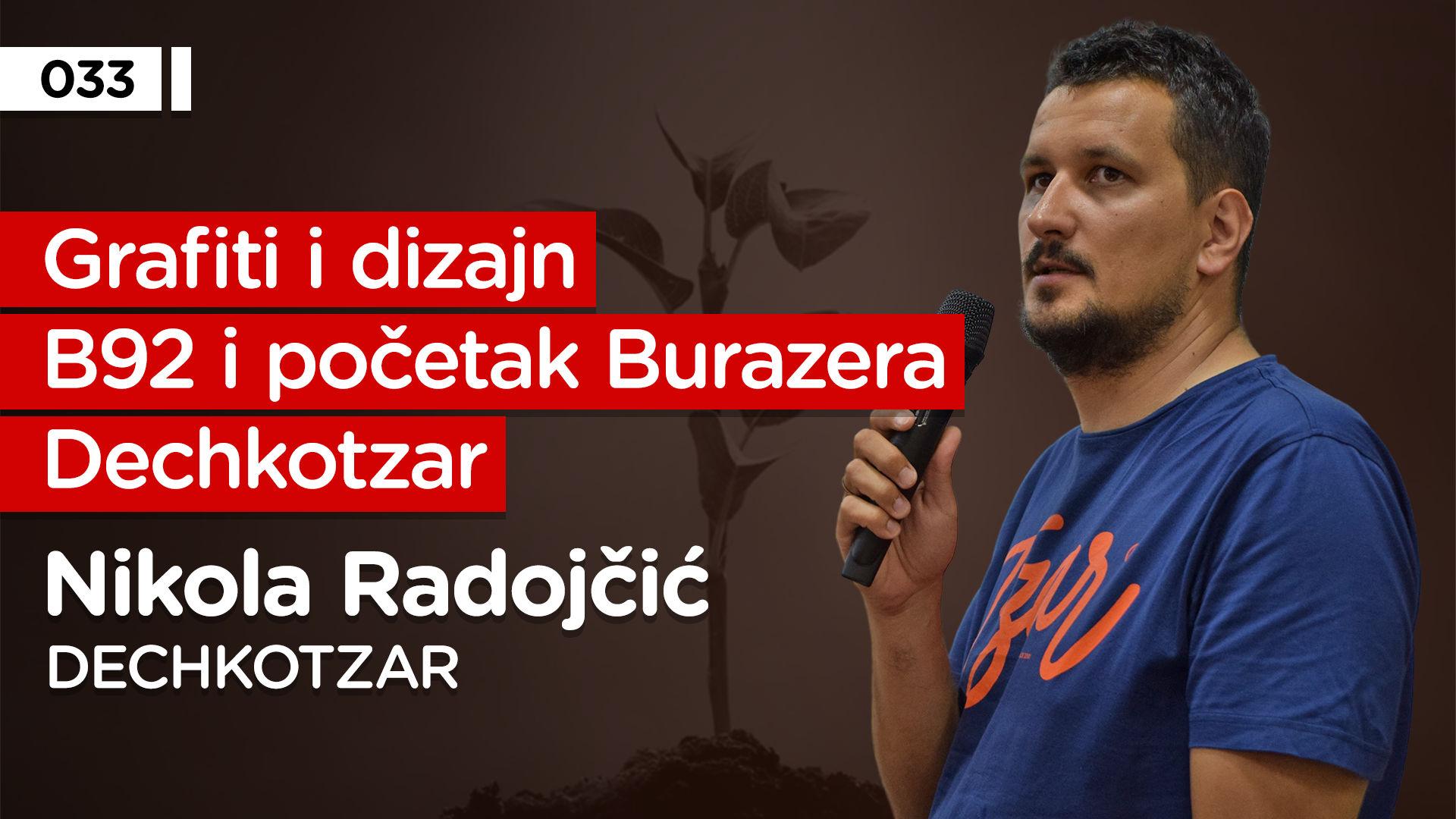 EP033: Nikola Radojčić