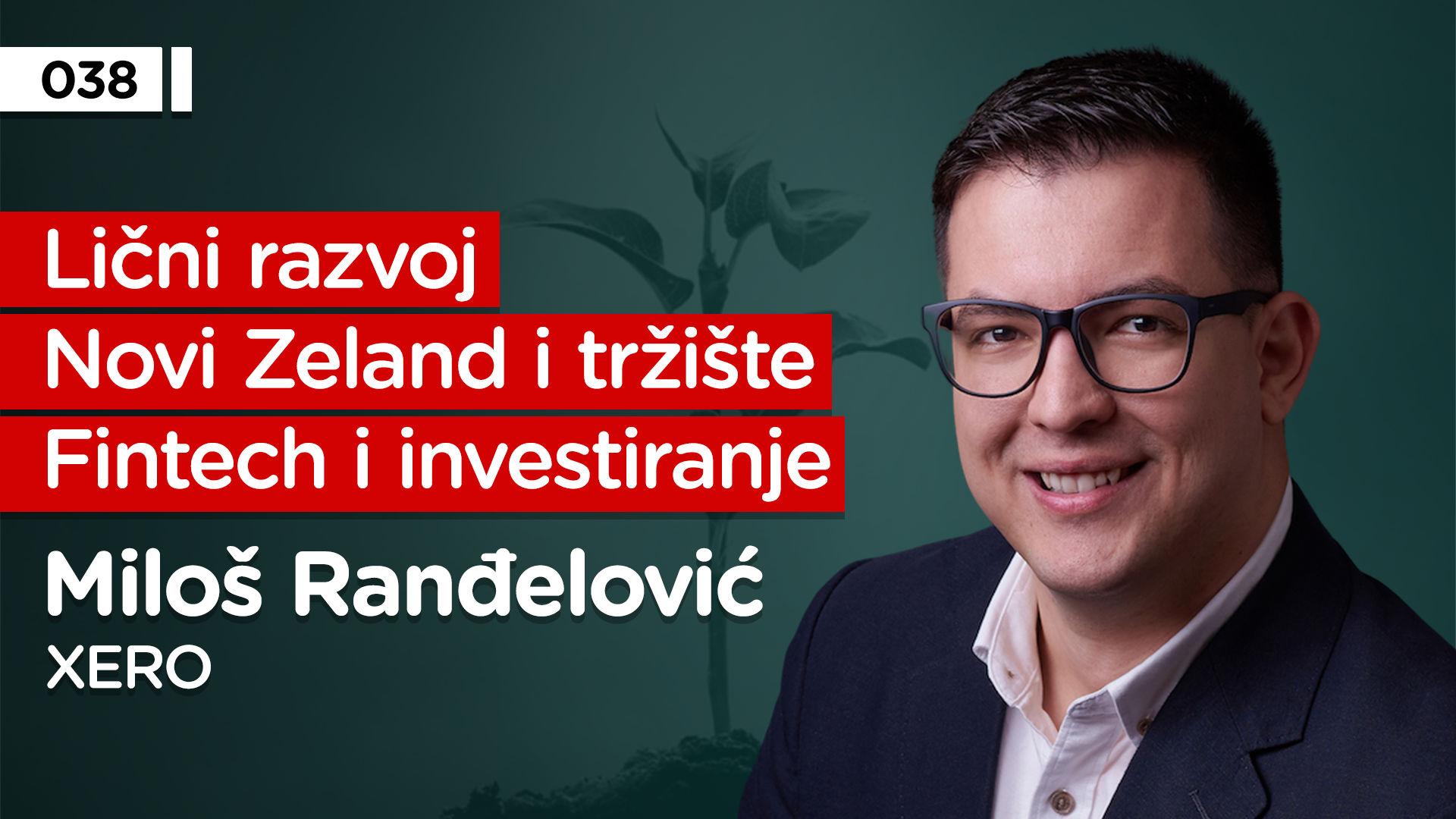 EP038: Miloš Ranđelović