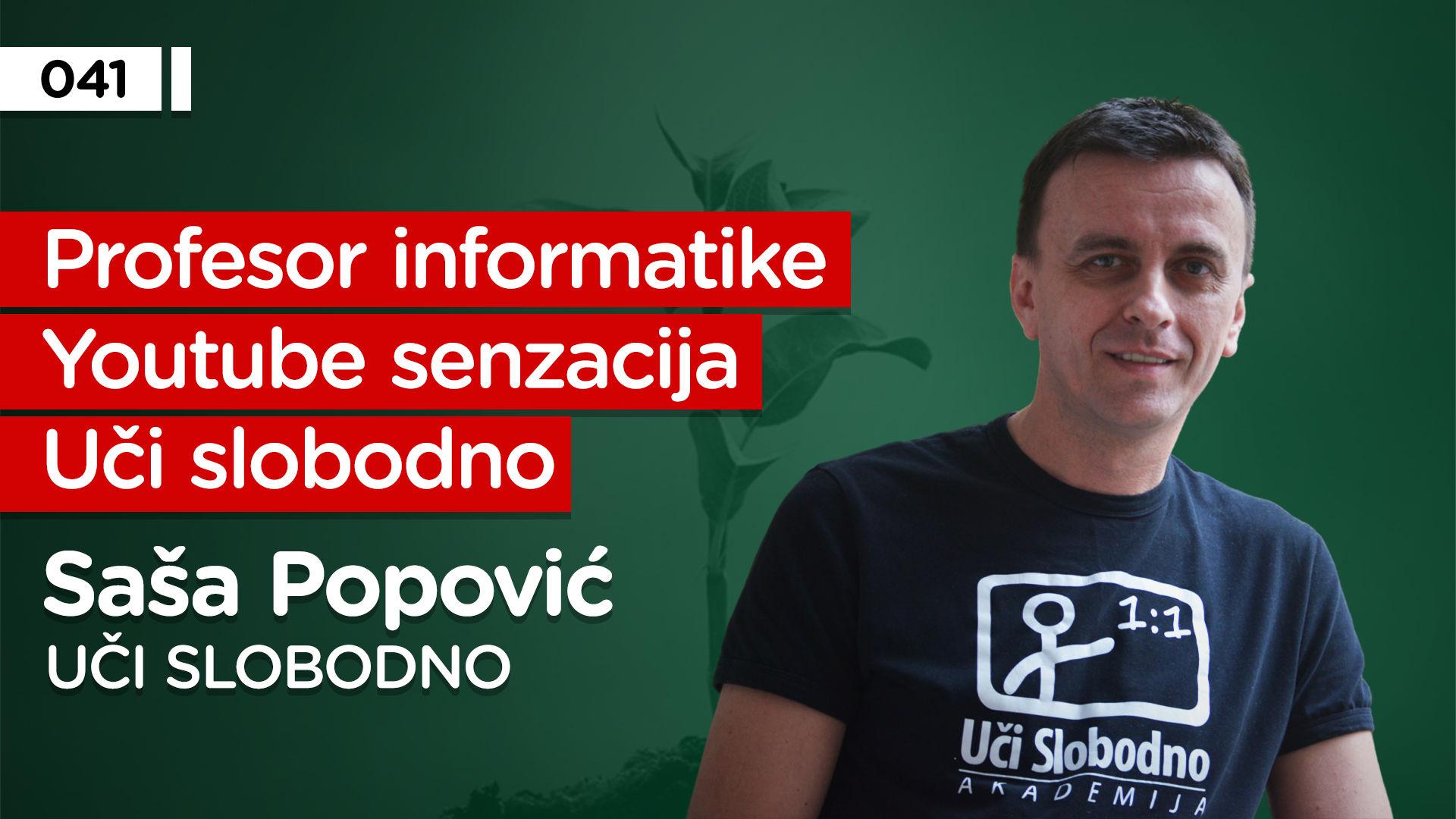 EP041: Saša Popović