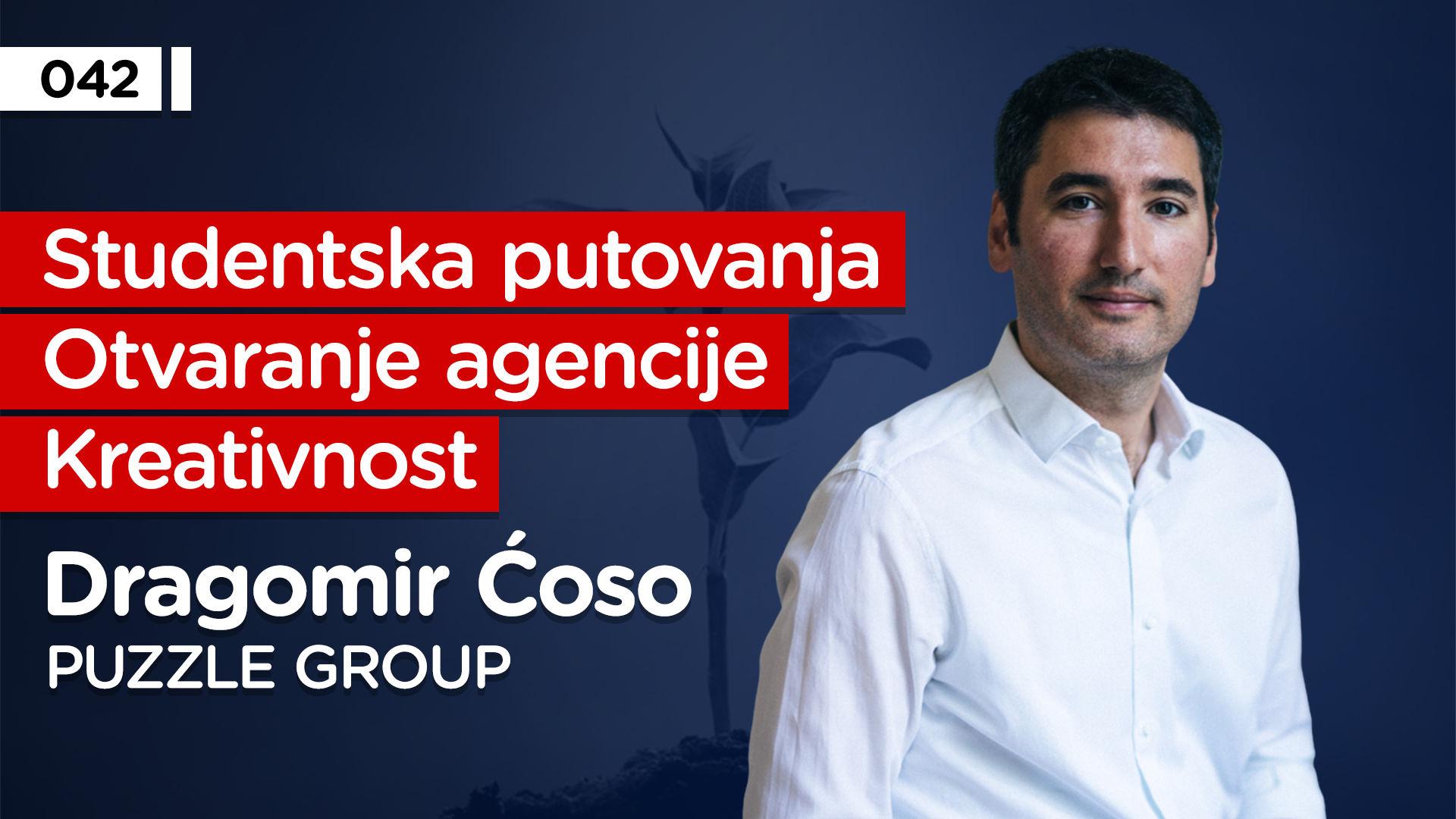 EP042: Dragomir Ćoso