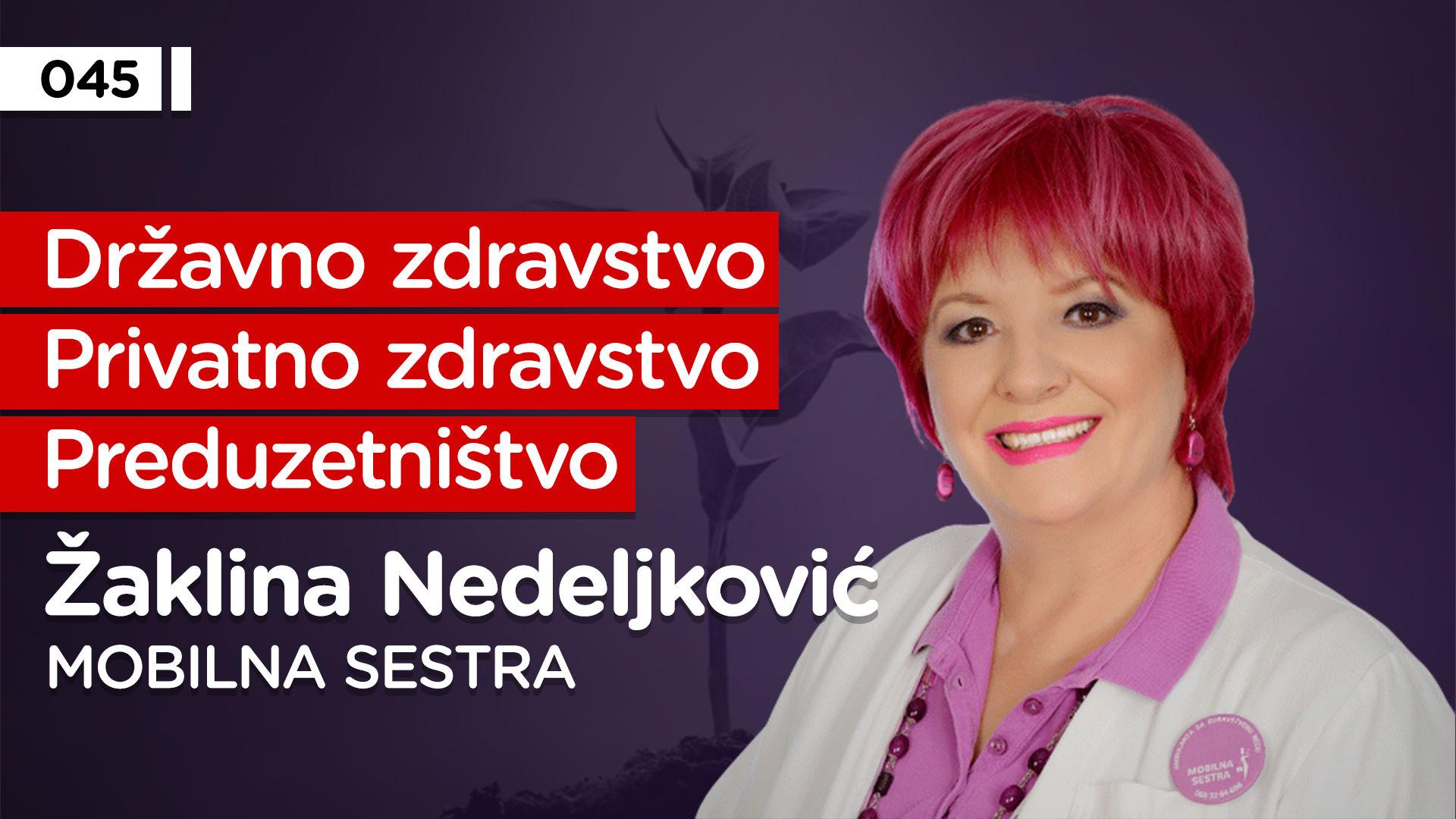 EP045: Žaklina Nedeljković