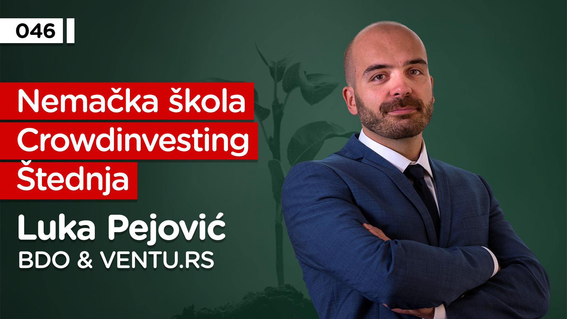 EP046: Luka Pejović