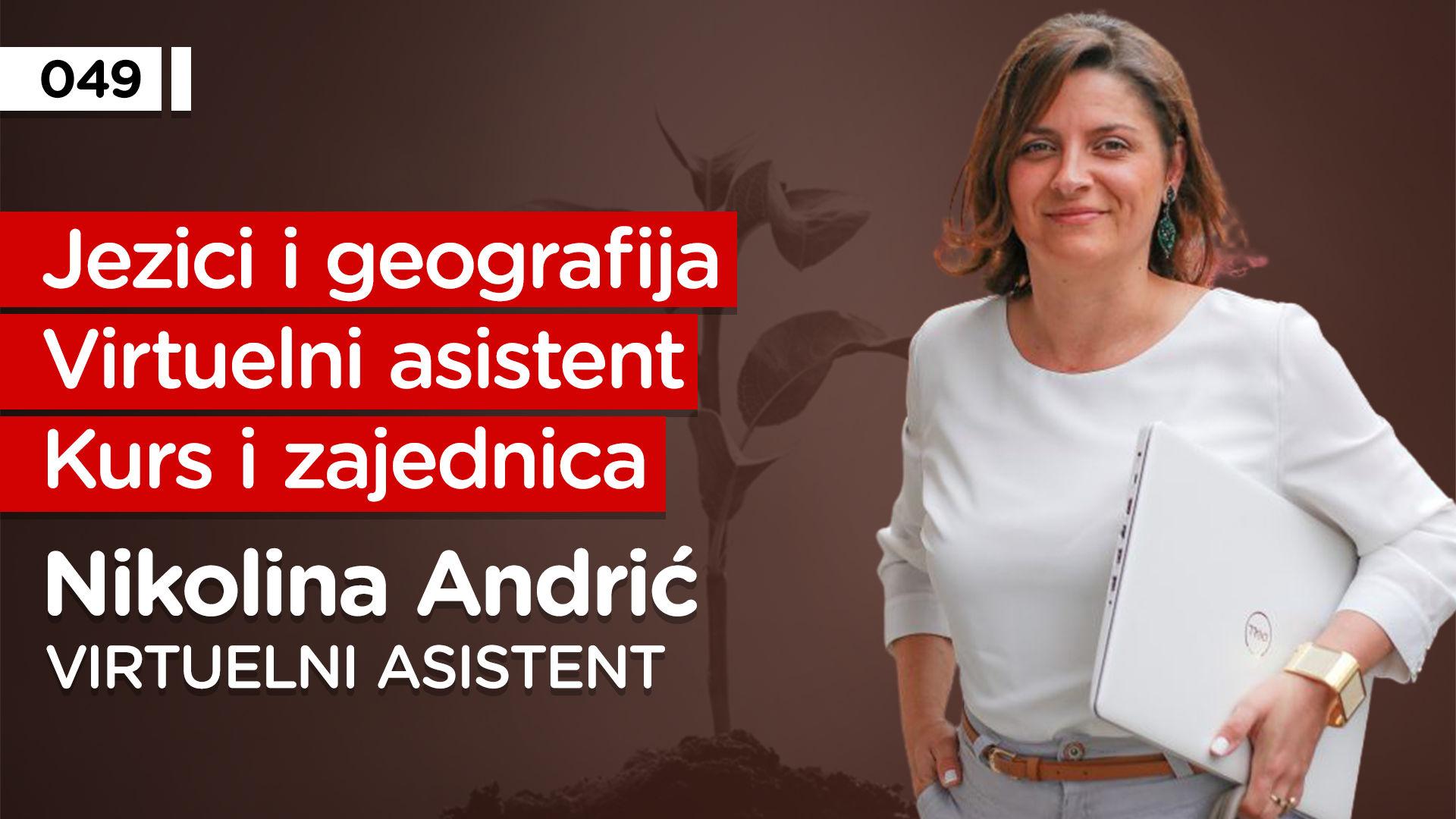 EP049: Nikolina Andrić