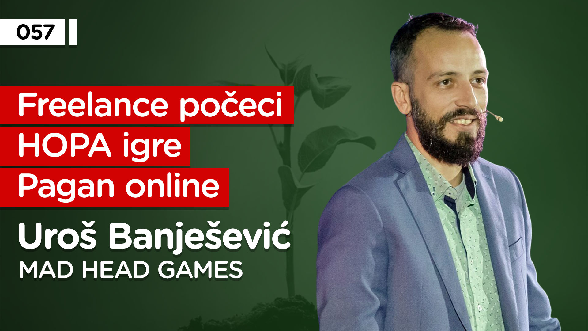 EP057: Uroš Banješević