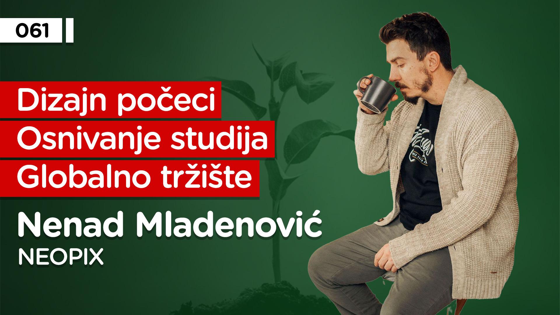 EP061: Nenad Mladenović