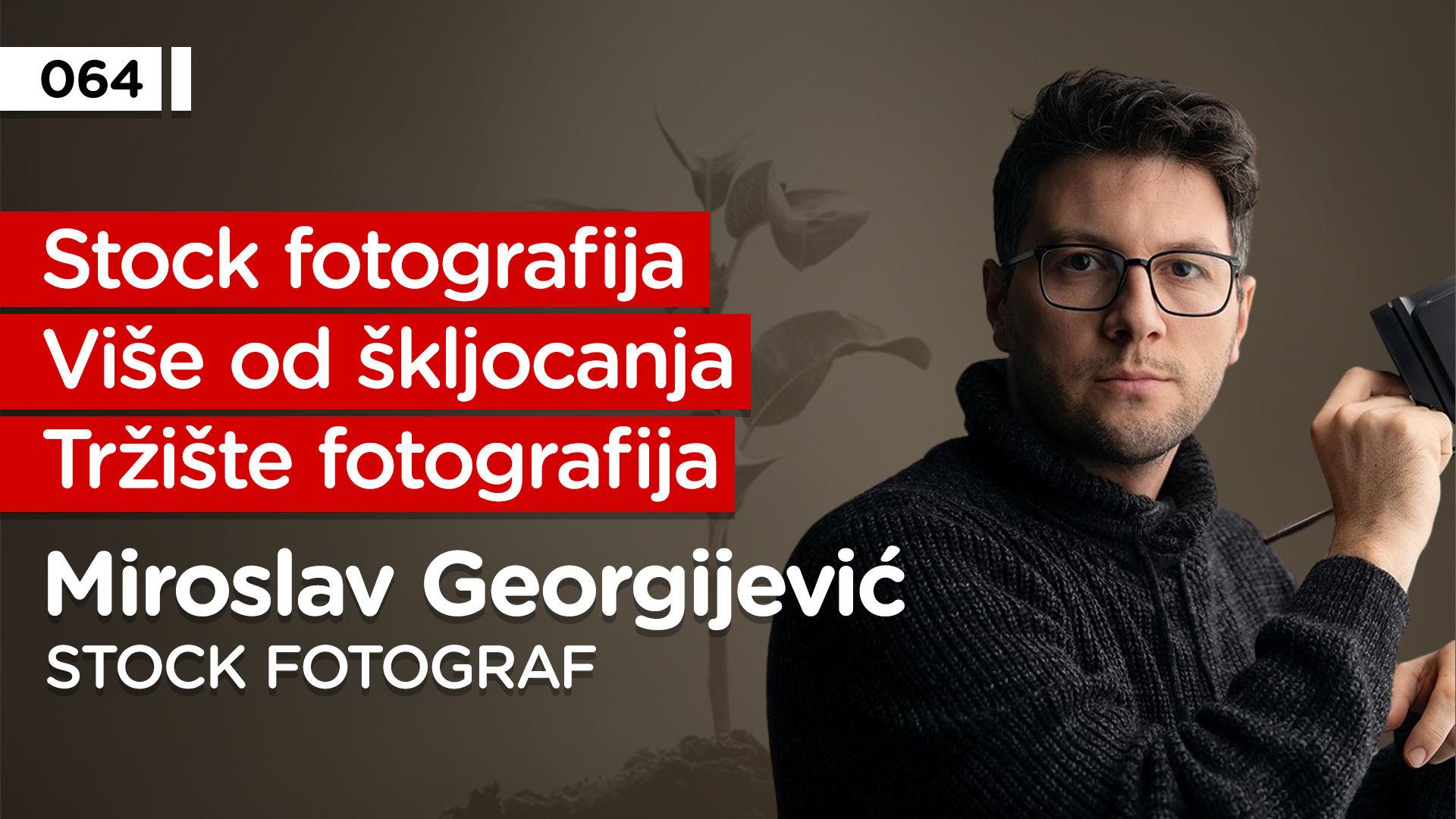 EP064: Miroslav Georgijević