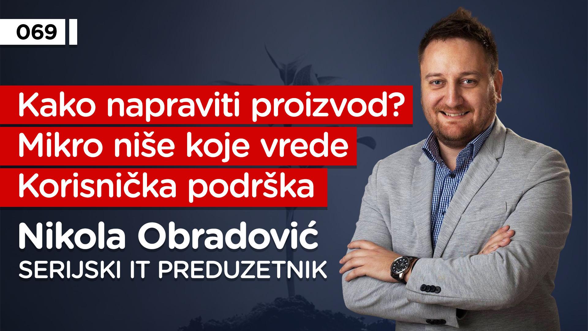 EP069: Nikola Obradović