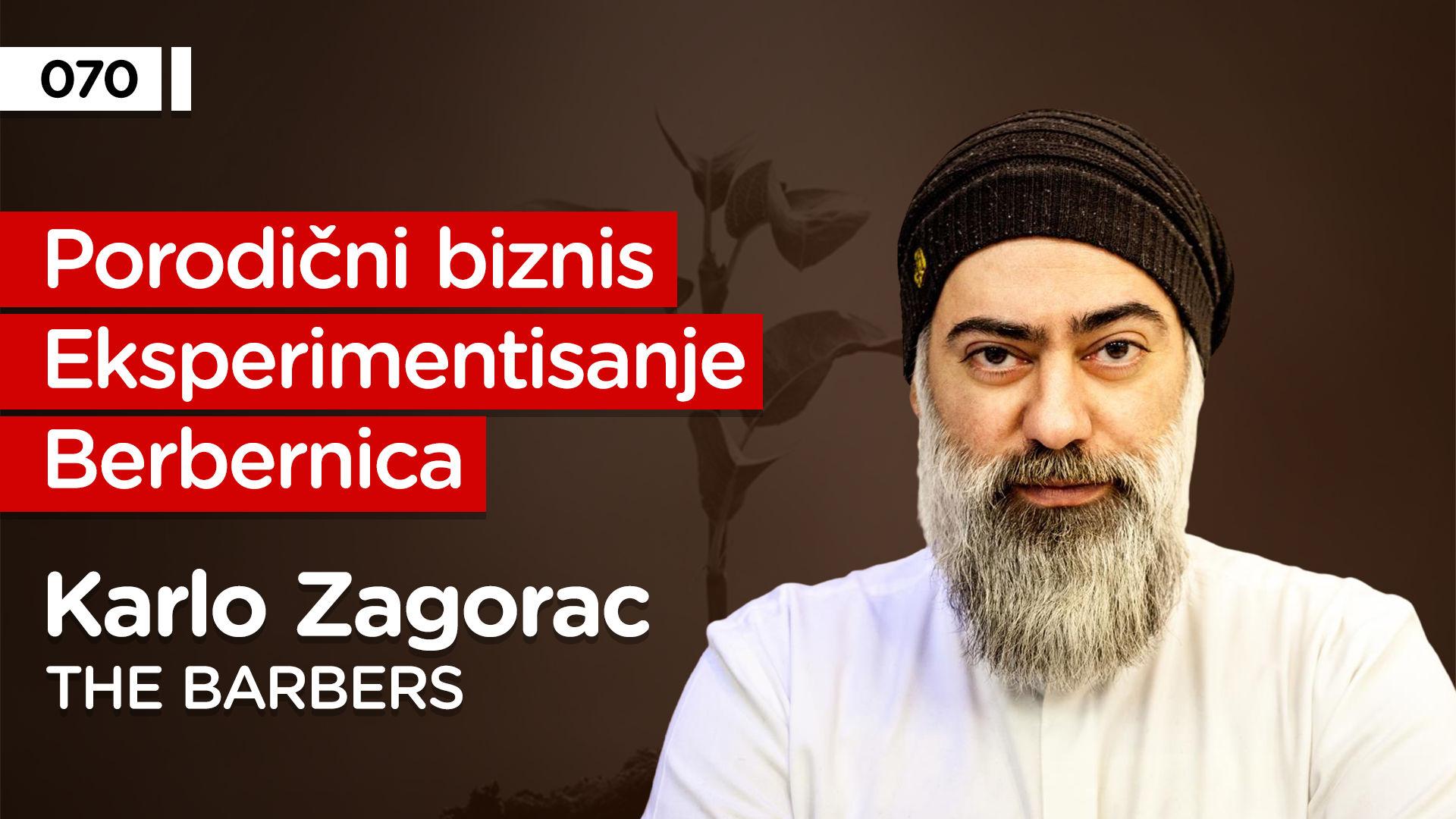 EP070: Karlo Zagorac