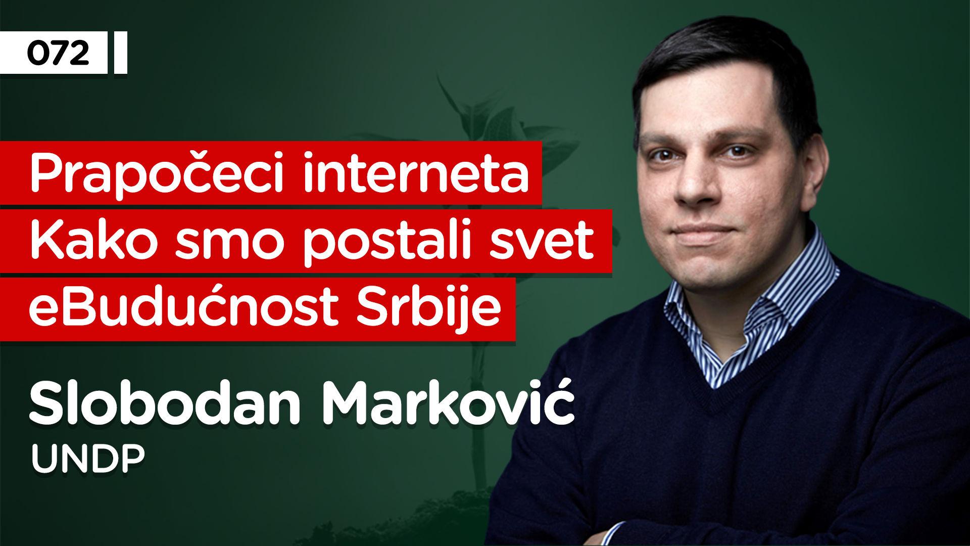 EP072: Slobodan Marković