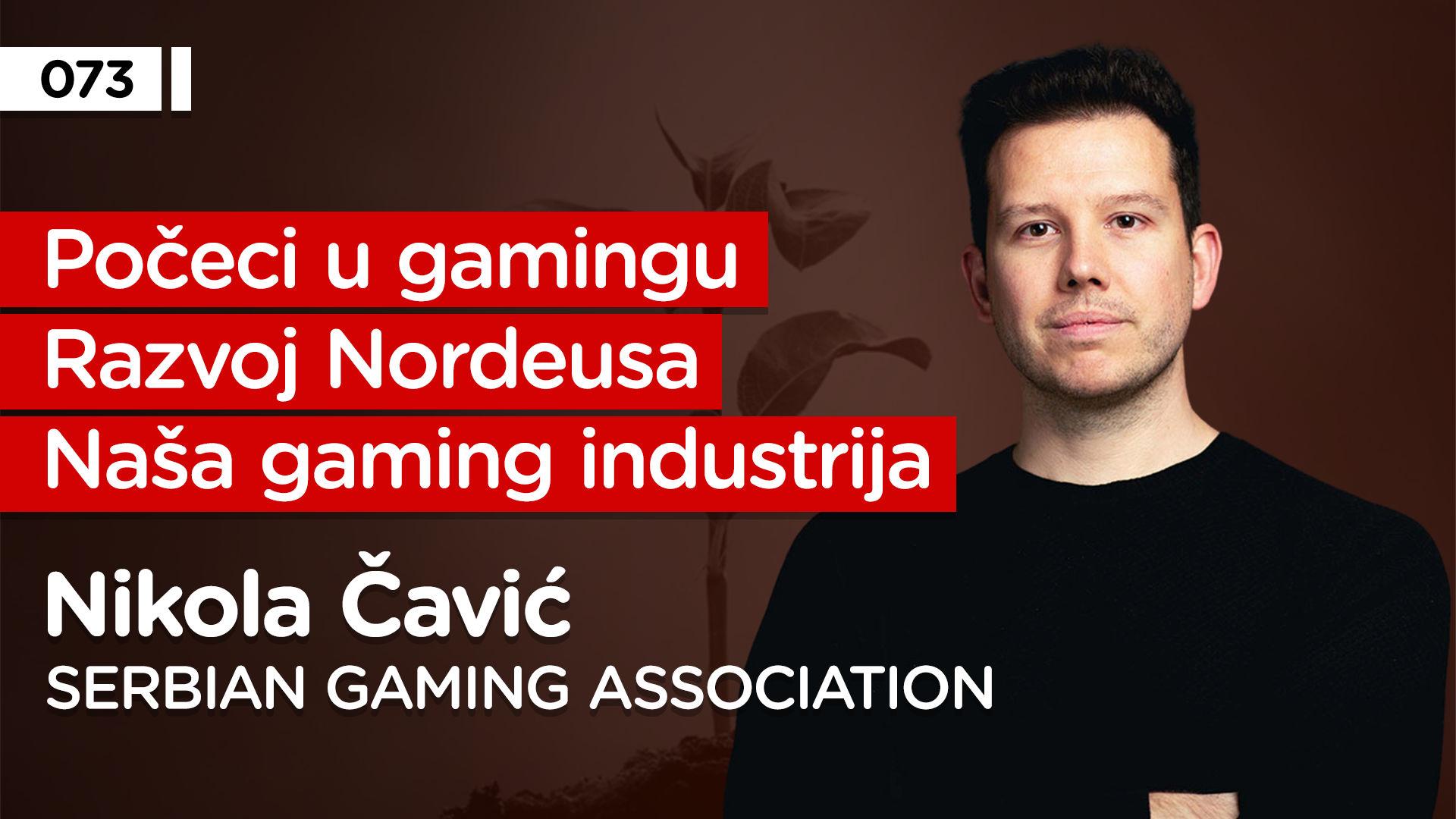 EP073: Nikola Čavić