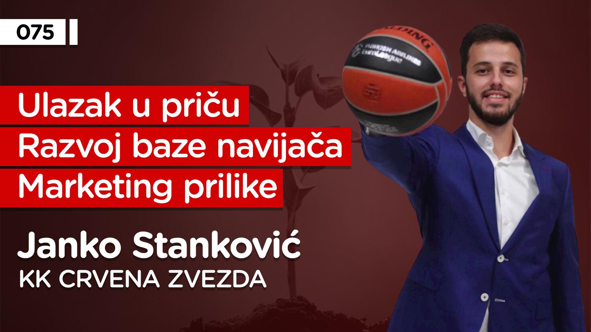 EP075: Janko Stanković
