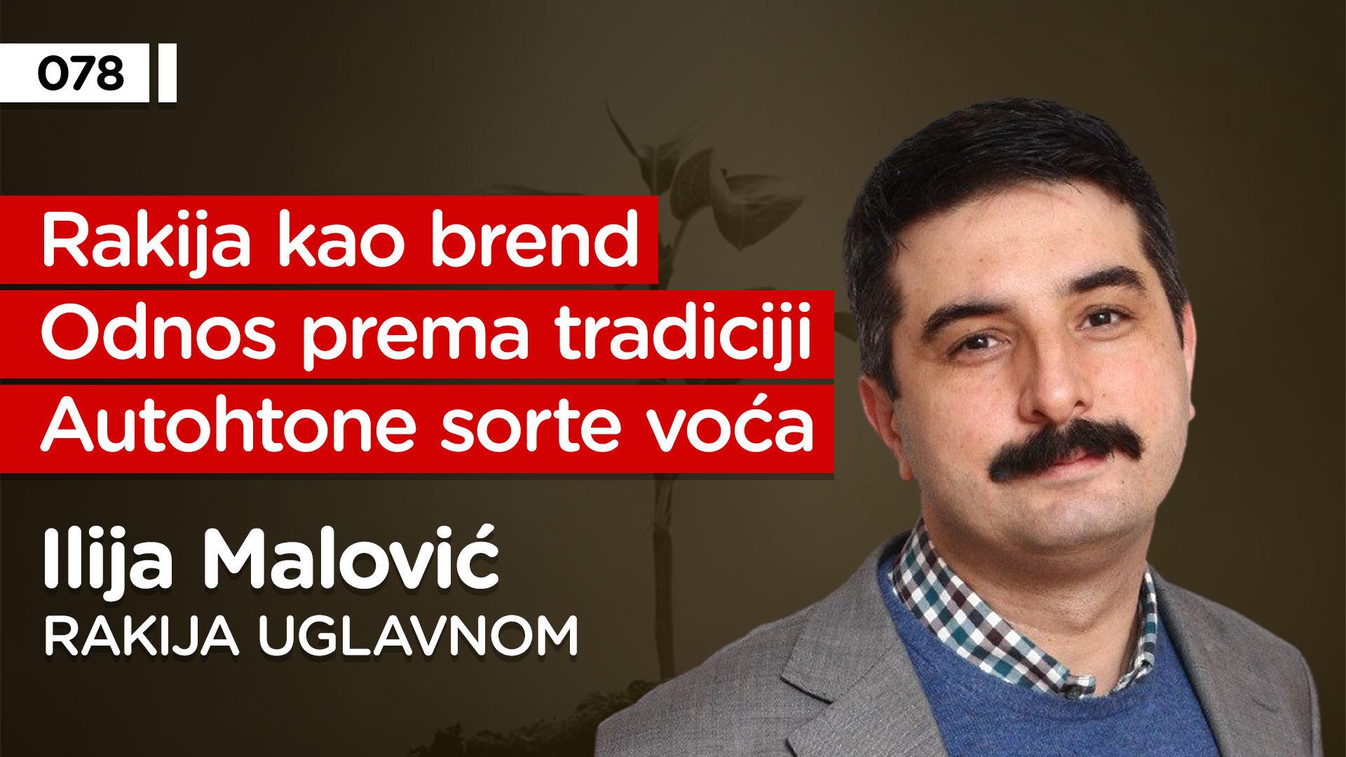 EP078: Ilija Malović