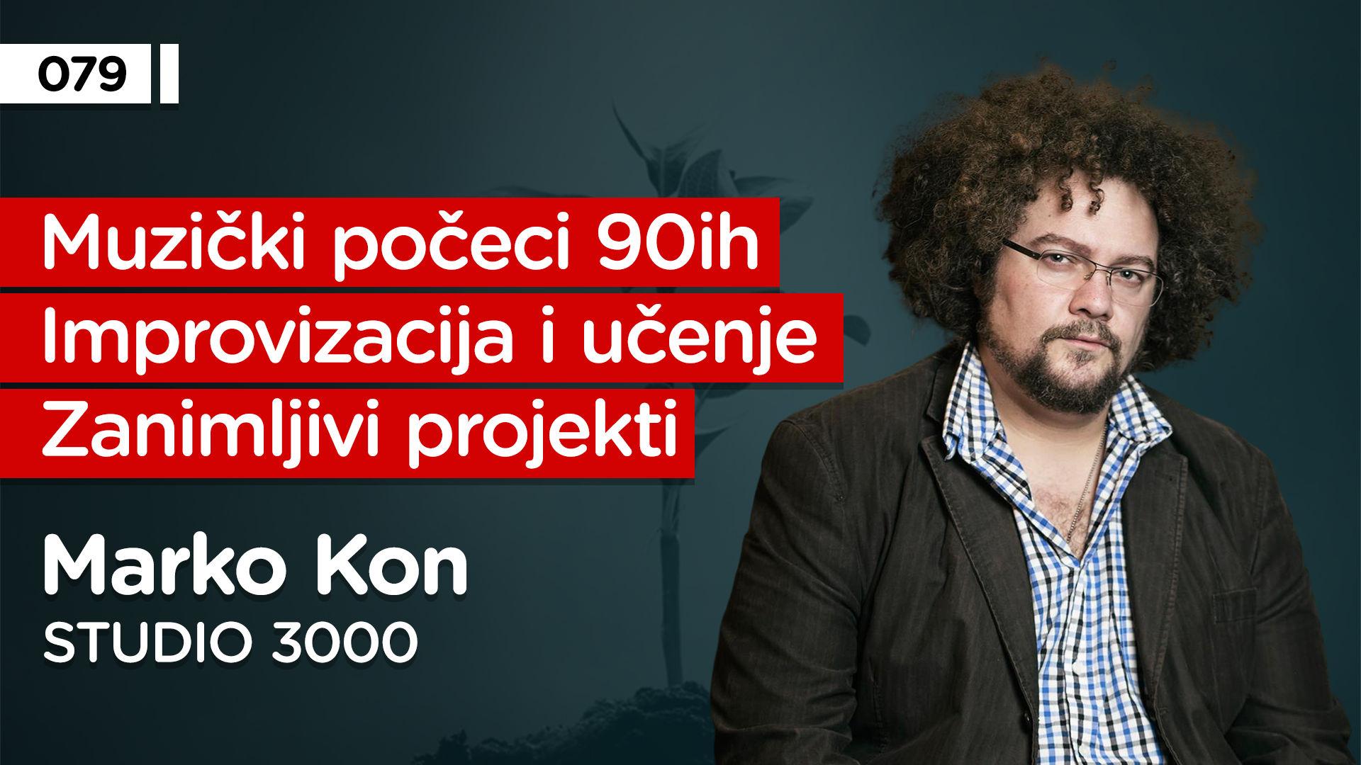 EP079: Marko Kon