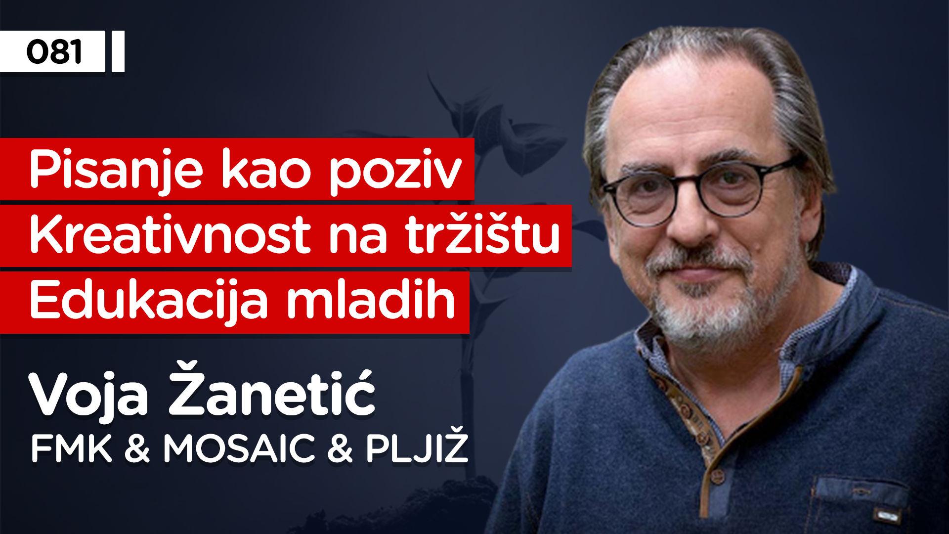 EP081: Voja Žanetić