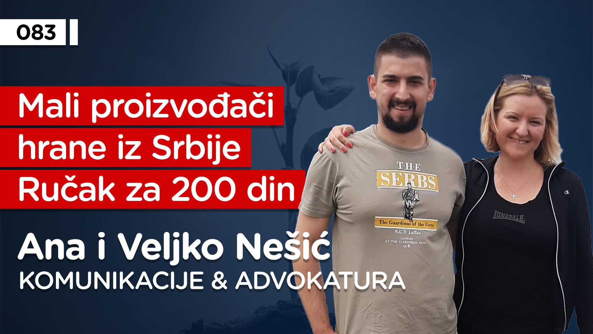 EP083: Ana i Veljko Nešić