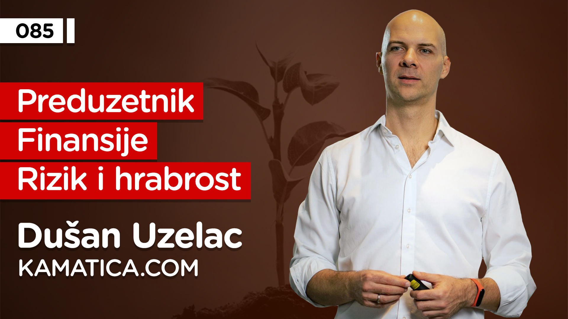 EP085: Dušan Uzelac