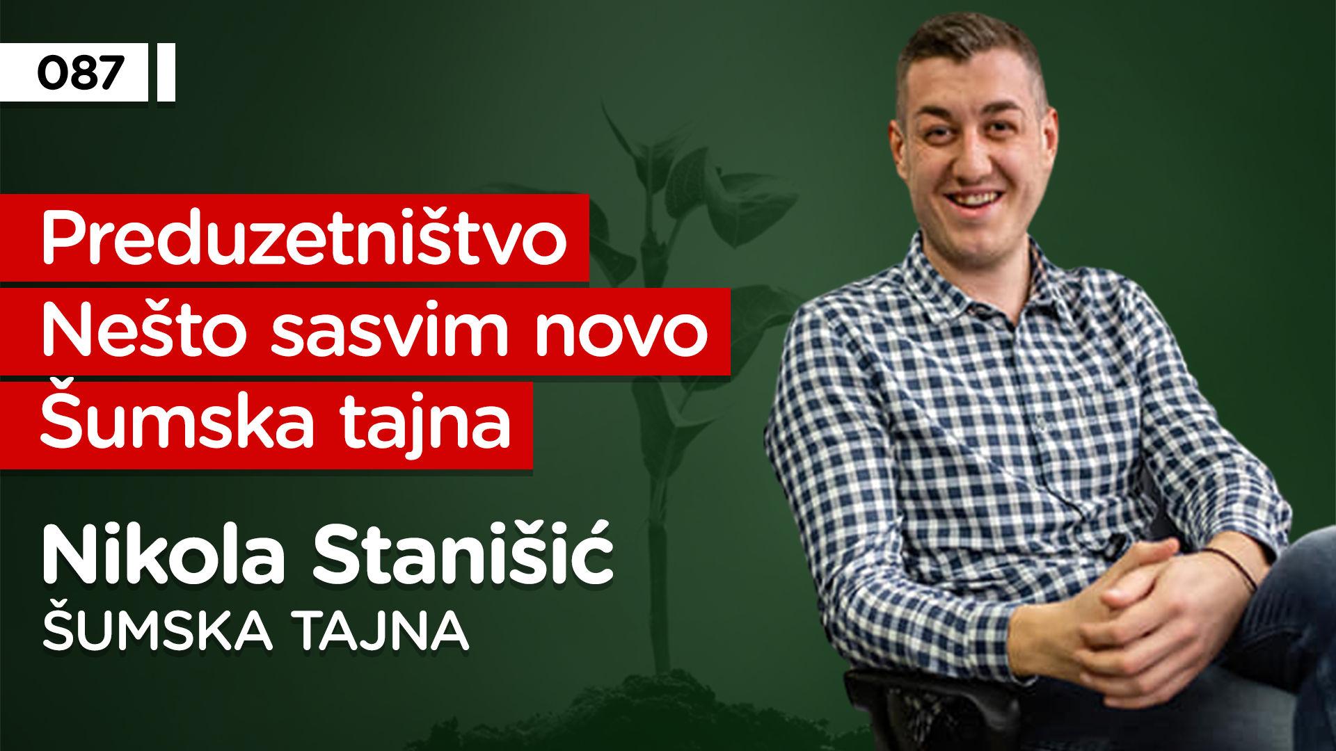 EP087: Nikola Stanišić