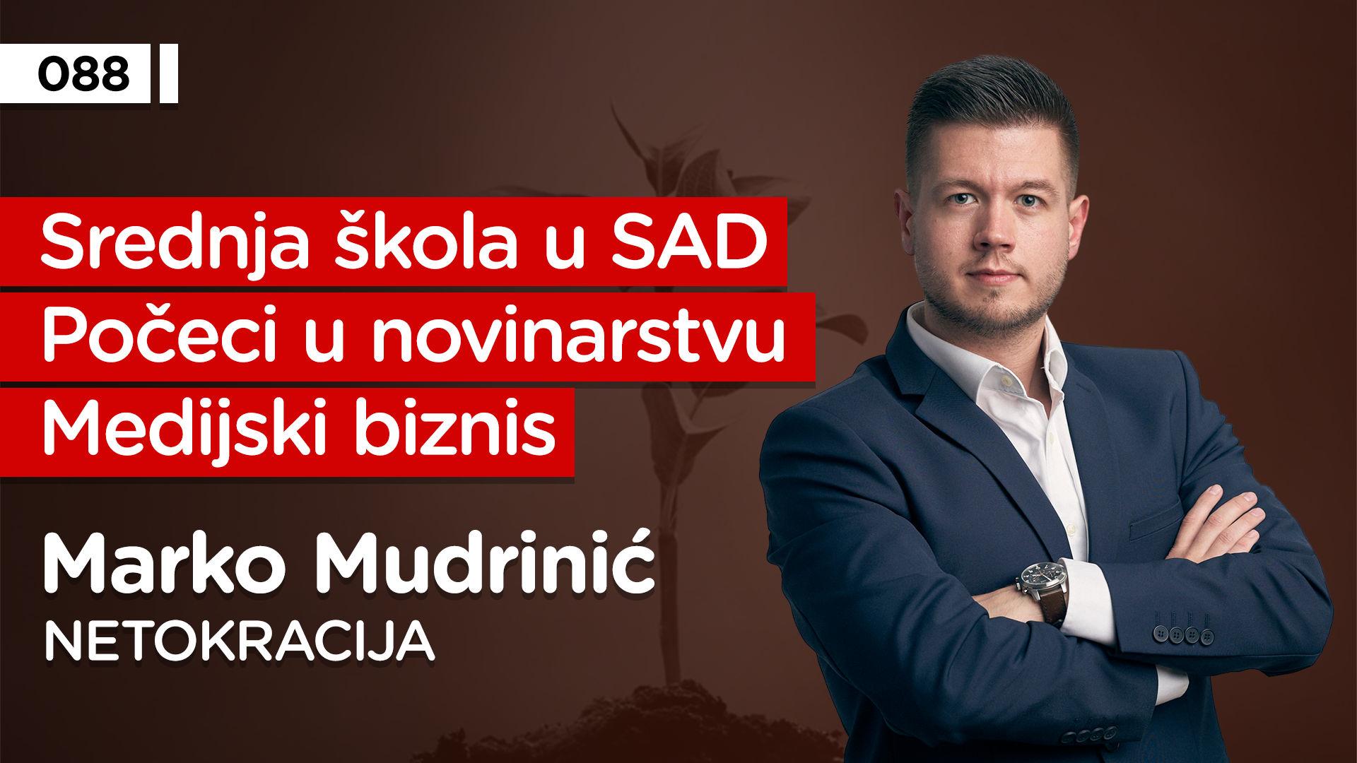 EP088: Marko Mudrinić