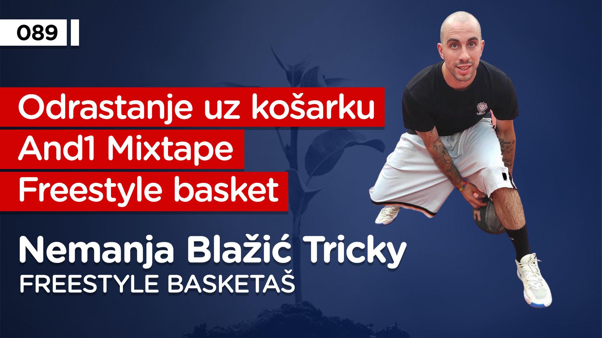 EP089: Nemanja Blažić