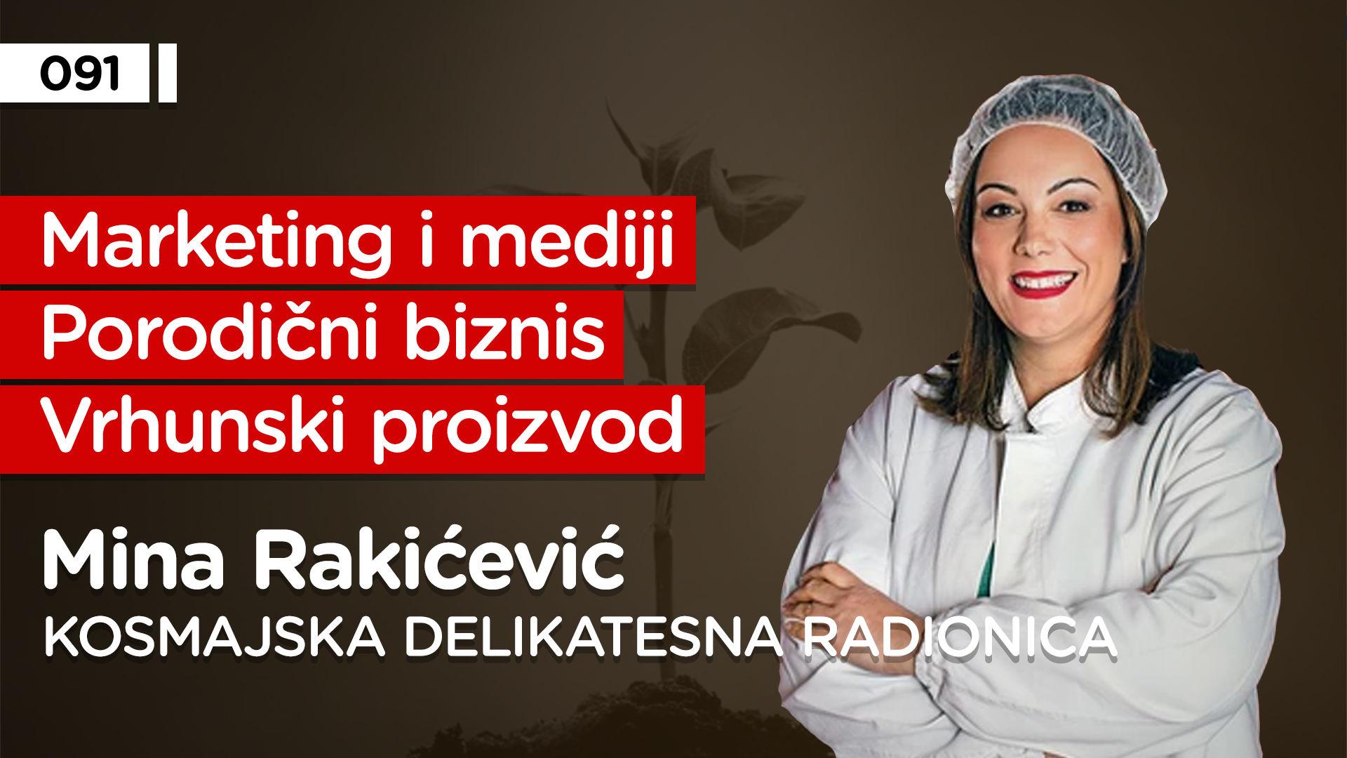 EP091: Mina Rakićević