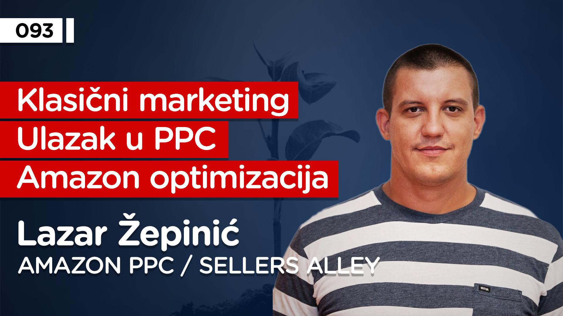 EP093: Lazar Žepinić
