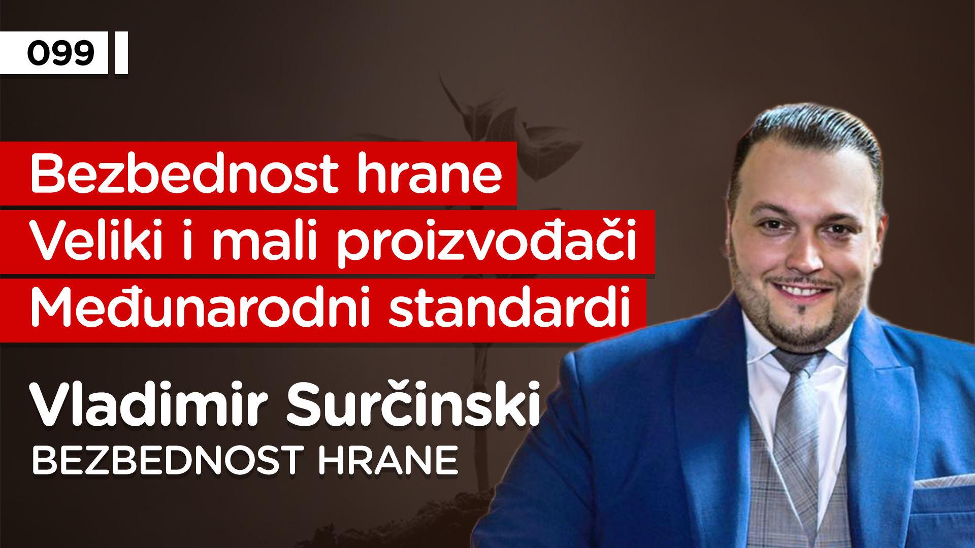 EP99: Vladimir Surčinski