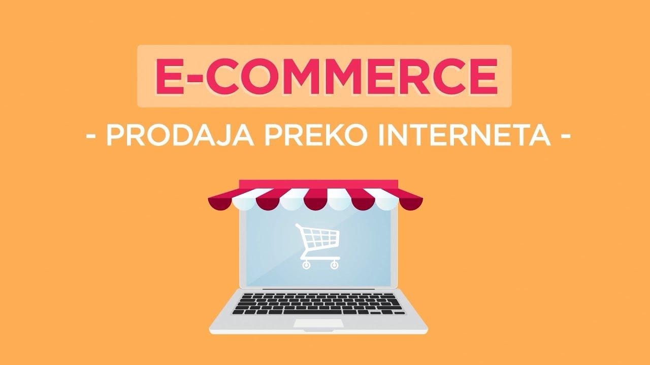 Vodič 003: E-commerce – prodaja preko interneta