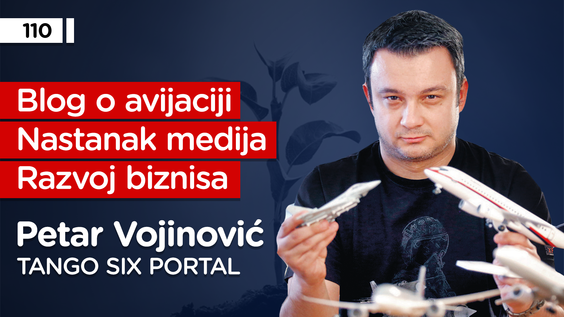 EP110: Petar Vojinović
