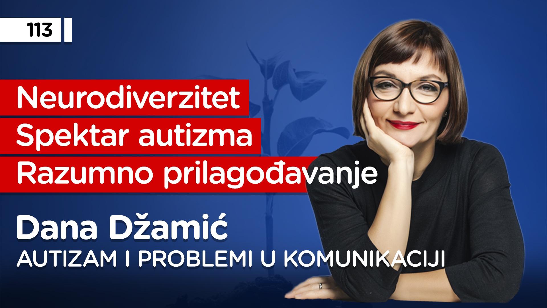 EP113: Dana Džamić