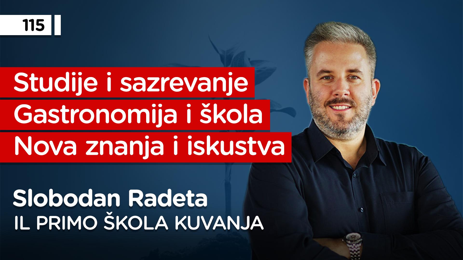 EP115: Slobodan Radeta