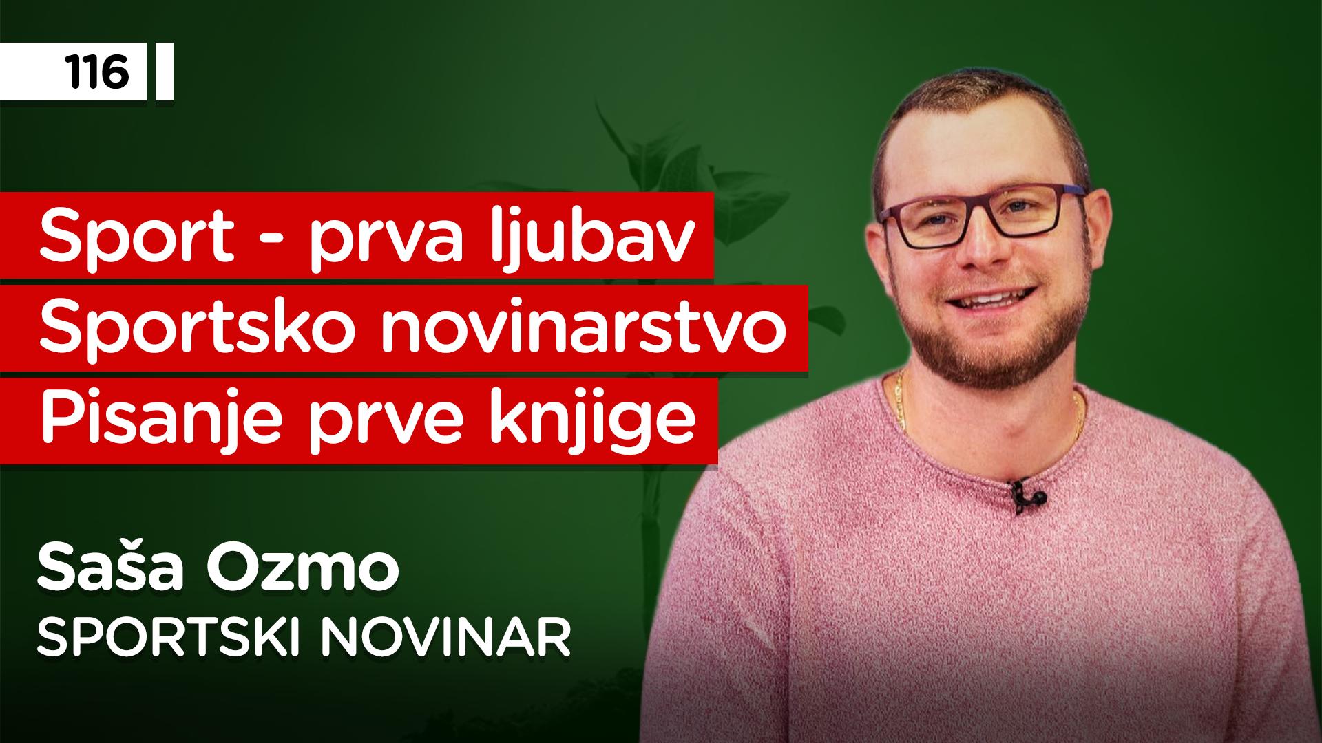 EP116: Saša Ozmo