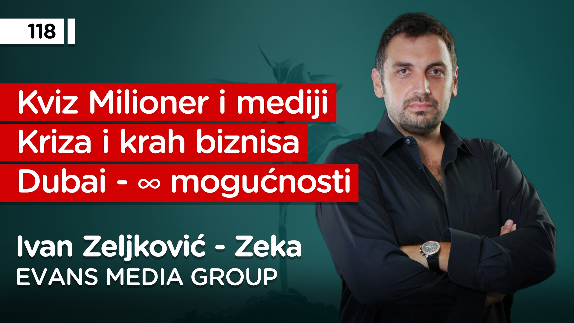 EP118: Ivan Zeljković