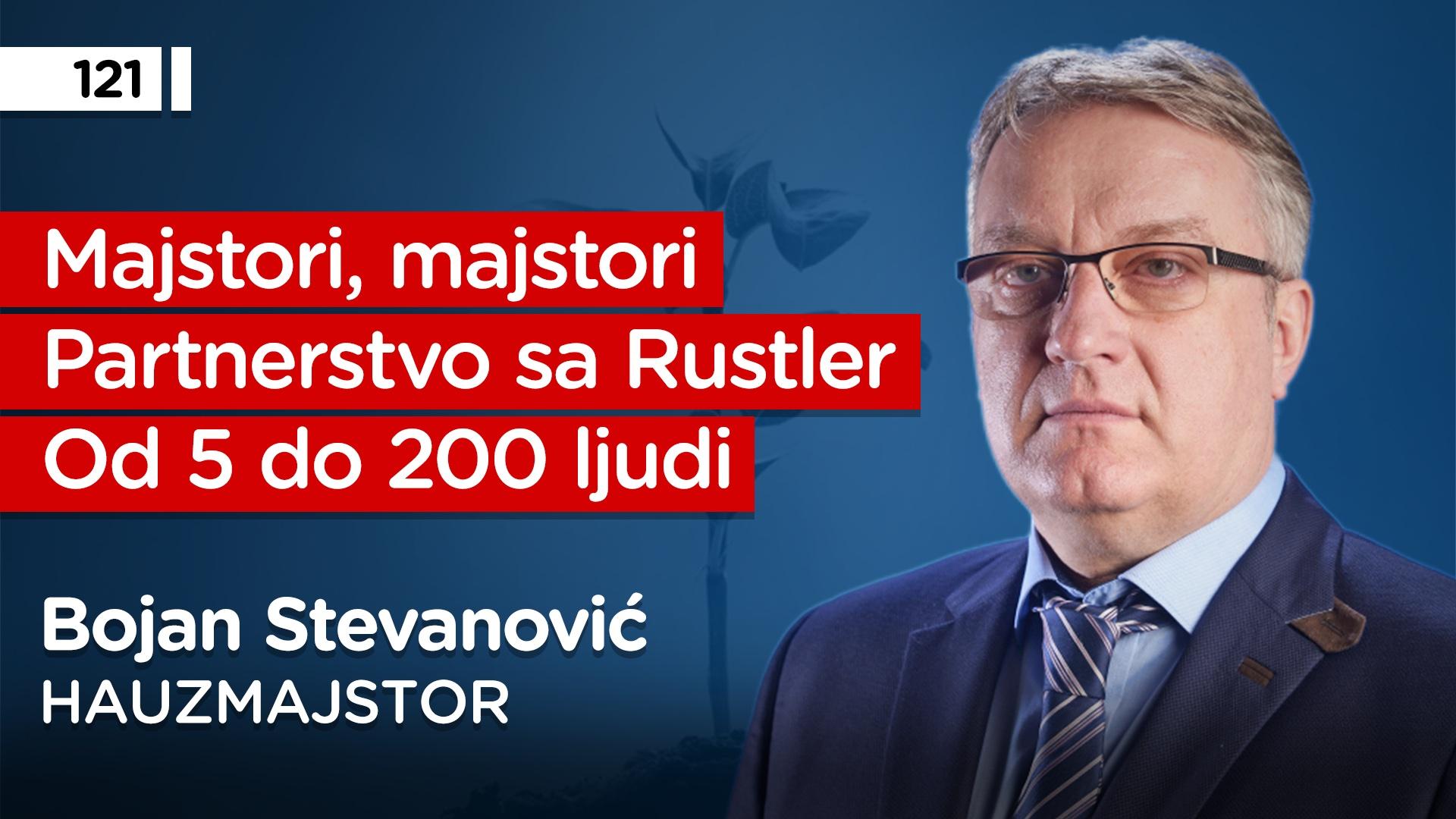 EP121: Bojan Stevanović
