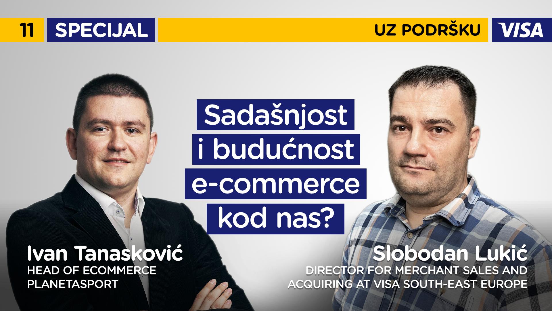 Pojačalo Visa specijal EP11: Sadašnjost i budućnost e-commerce kod nas