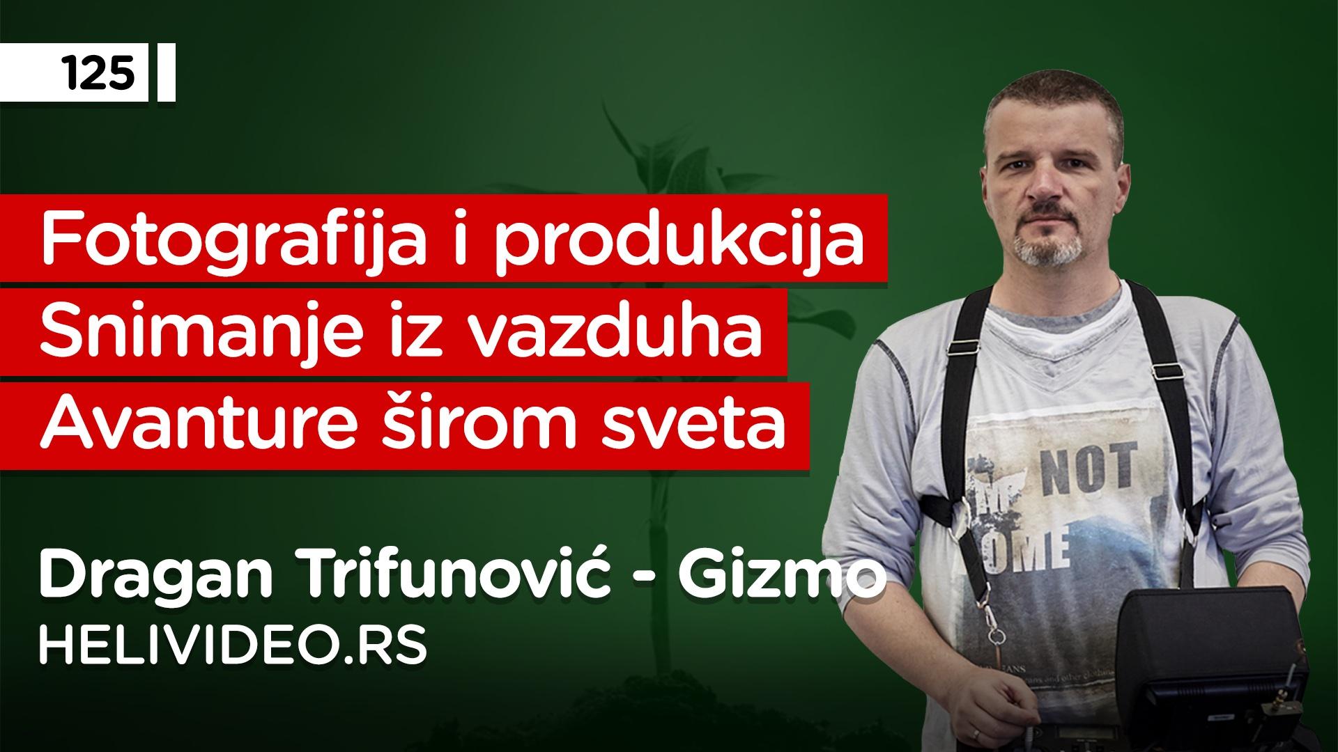 EP125: Dragan Trifunović
