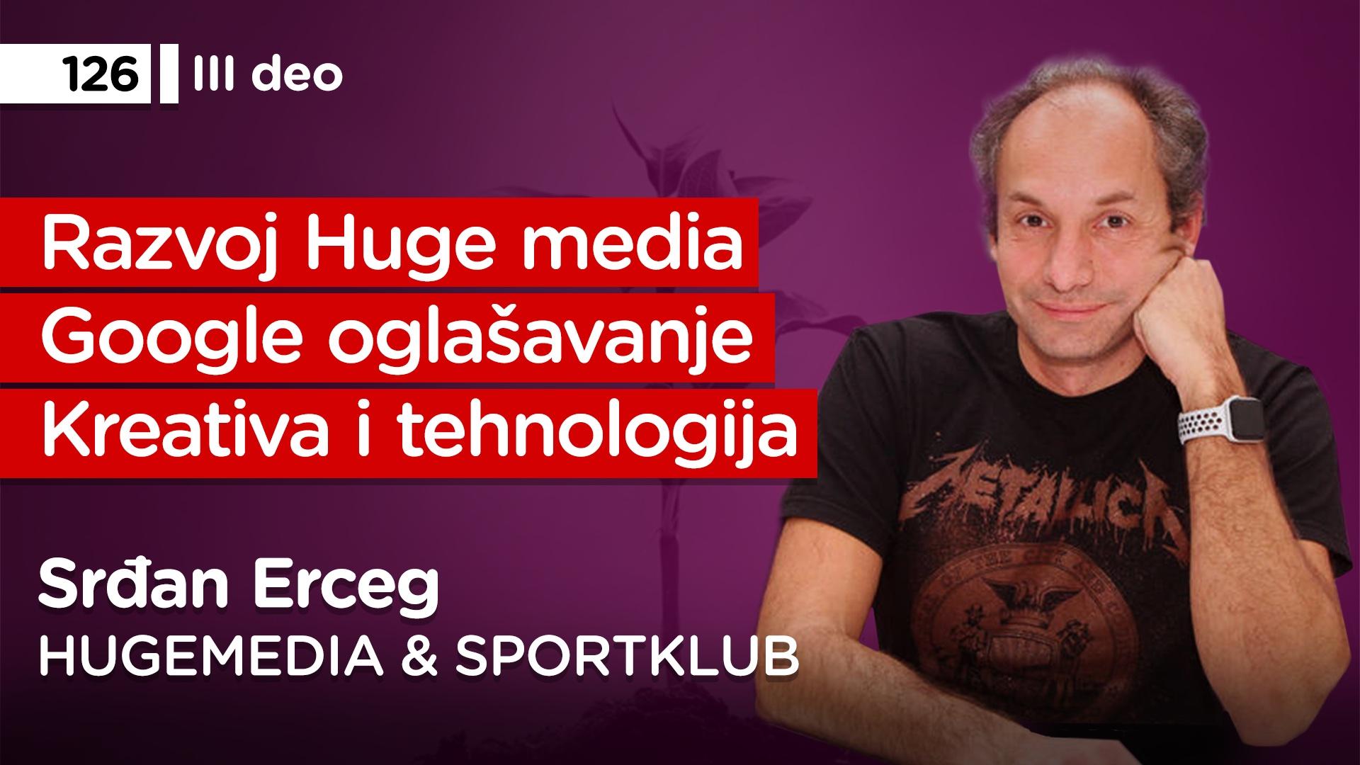 EP126: Srđan Erceg